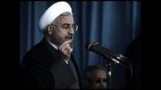 سخنان عجیب رئیس جمهور درباره مذاکره امام حسین با دشمن!!