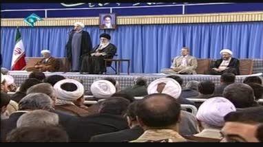 بیانات رهبری در دیدار با مسئولان و اقشار مردم (عیدمبعث)