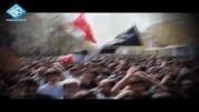 تشییع پیکر شهید علی خلیلی