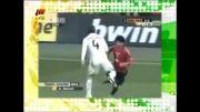 خطای وحشتناک راموس روی مسعود شجاعی و خطای شجاعی روی په په