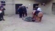 شکنجه سرباز افغان به دست طالبان