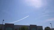 ترسوندن وحشتناک افراد با هواپیمای جنگی در خیابان!...