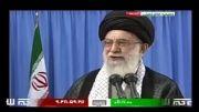 جواب دندان شکن رهبر ایران به آمریکا درباره انتخابات