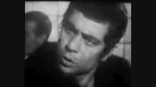 دیالوگ معروف بهمن مفید در فیلم قیصر