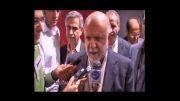 اولین روز کاری بیژن نامدار زنگنه وزیر نفت