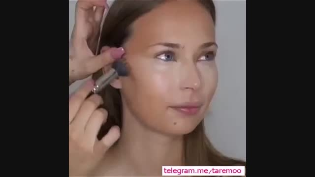 آرایش زیبای عروس-خودآرایی در تارمو