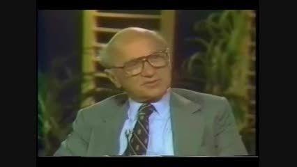 نقش دولت ها در انحصارطلبی شرکتها (میلتون فریدمن)