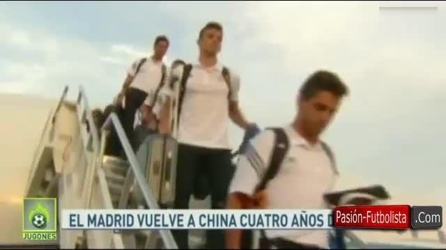 بازیکنان رئال مادرید در تور تابستانه رئال (استرالیا)