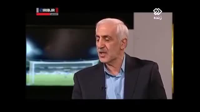 صحبت های جنجالی دادکان در برنامه زنده تلویزیونی