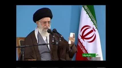 ملت ایران مذاکره زیر سایه تهدید را برنمی تابد :)