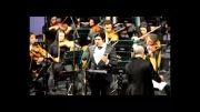 اجرای زیبای سالار عقیلی در جشنواره موسیقی فجر 1391