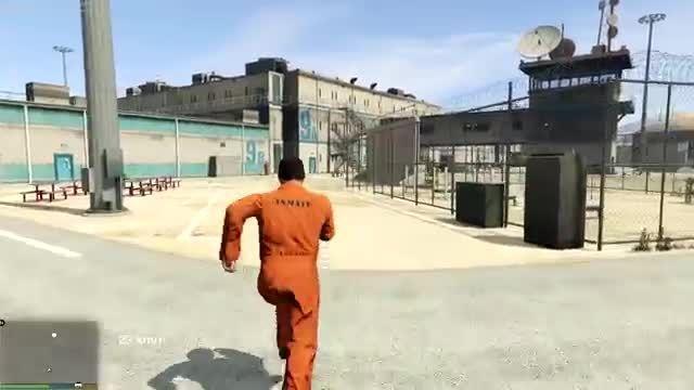 گیم پلی مد زندان برای GTA V ، گیم پلی 3