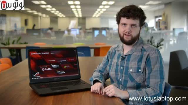 هیجان بازی با لپ تاپ گیمینگ ASUS ROG G501