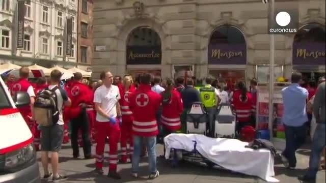 سه کشته در اثر برخورد خودرو با عابران در اتریش