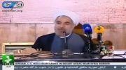 صحبت های حسن روحانی با بازیکنان تیم ملی ایران بعد از صعود به