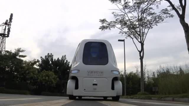 ماشین های بدون راننده این بار در مسکن و مستغلات چین