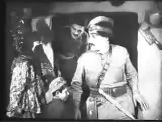فیلم دختر گیلان (گیله دختر) محصول سال 1928 شوروی سابق