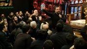 شعر حماسی از محمود کریمی در حضور حاج حسن خلج