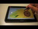 نخستین ویدئو منتشر شده از گالاکسی نوت 10.1 اینچی
