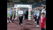 مراسم تجلیل از بازیکنان جام جهانی 98 ایران