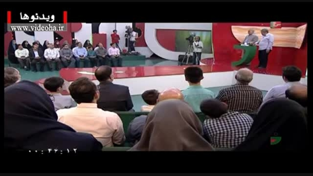 استندآپ کمدین عباس جمالی و سید رسول موسوی نژاد