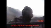 جنگ سنگین سپاه با عناصر داعش که قصد ورود به کشور داشتند