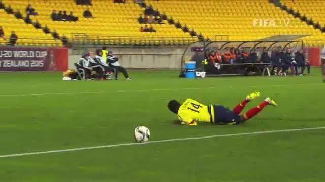 بازی : آمریکا VS کلمبیا (جام جهانی زیر 20 ساله ها)
