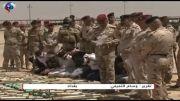 دستگیری چند تروریست مغربی و حمله به اردوگاه داعش در عراق