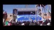 درگیری احمدی نژاد در تبریز