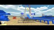 سیستم شبیه سازی حفاری نفت و گاز