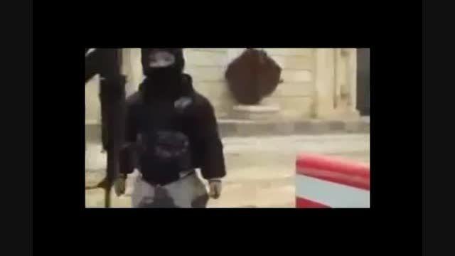 کوچکترین نیروی داعش