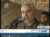 سردار سلیمانی : تهدید ملت ایران حماقت است