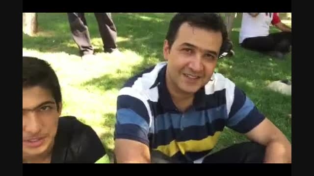 اردوی پدران و پسران- پارک فدک- دبیرستان دانش 2