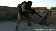 ارتش قهرمان عراق به همراه  حزب الله عراق در الانبار