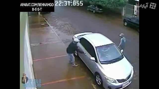 سرقت خودرو