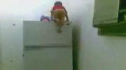 سوپر کودکی که حرکاتش آب را به دهانتان خشک خواهد کرد!!