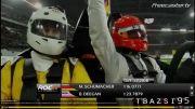 قهرمانی شوماخر با KTM X-BOW