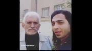 صحبت های پدر مرتضی پاشایی درمورد وضعیت جسمانی پسرش