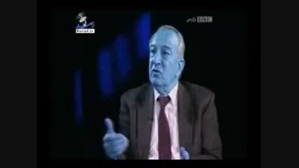 اکبر اعتماد اعترافات بی بی سی دروغ غرب علیه ایران