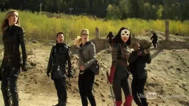 تریلر قسمت 22 فصل 3 Arrow