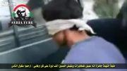 اعدام جوان سوری به اتهام همکاری با دولت