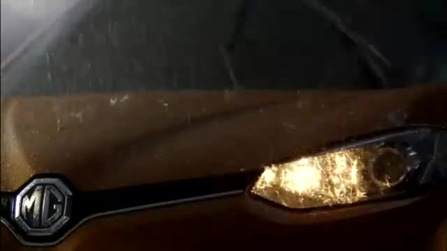 معرفی خودرو شاسی بلند ام جی در ایران