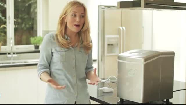 دستگاه یخ ساز خانگی ( جهت استفاده در منزل )
