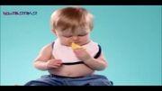 واکنش نی نی ها در خوردن لیمو ترش........