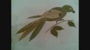 تصویرسازی بابرگ خشک درختان