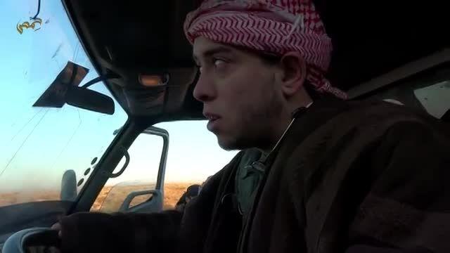 به خاطر داعش خودم را می سوزانم