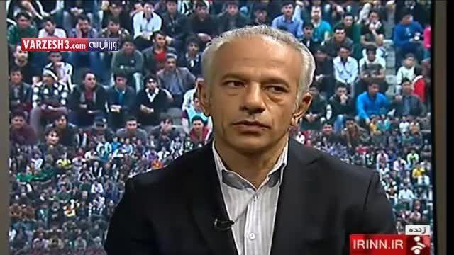صحبت های خاکپور در مورد تیم ملی امید