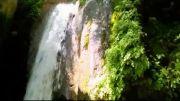 آبشار زیبای تنگ تامرادی