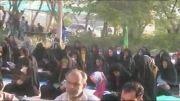 دعای ندبه پرچم حضرت زینب-رستم پور