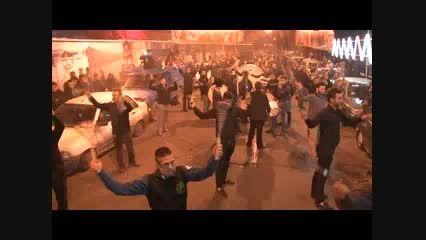هیئت جوانان محبان علی (ع) میدان سپاه